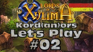 Let's Play - Lords of Xulima #002 [Hardcore][Ironman][DE] by Kordanor