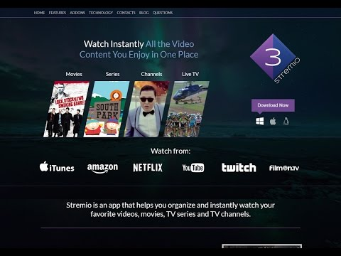 How to Install And Setup Stremio For Watching Movie Series And Channels