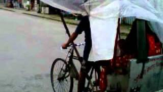 Bharatpur Nepal rickshaw ride part one