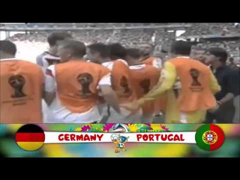 Germany vs Portugal highlight World Cup 2014