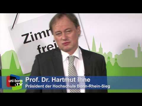 Zimmer für die Zukunft der Gesellschaft - Aufruf des Präsidenten der Hochschule Bonn-Rhein-Sieg