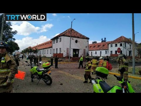 Colombia Blast: Explosion reported near Bogota police school