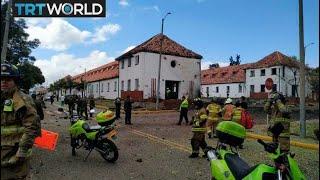 Colombia Blast: Explosion Reported Near Bogota Police School