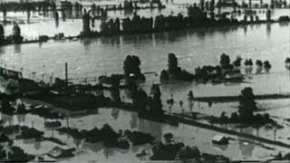 CBC archive video: 1948 floods in B.C.