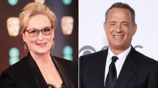 Hanks and Streep on Pentagon Papers
