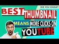 BEST THUMBNAIL MEANS MORE CLICKS | HOW TO MAKE BEST VIDEO THUMBNAIL IN POWERPOINT | DidYouKnowPinoy