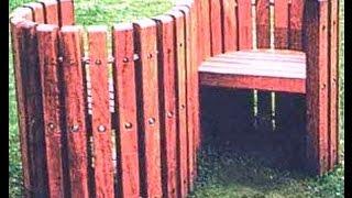 Необычные садовые скамейки(, 2014-09-08T12:36:43.000Z)