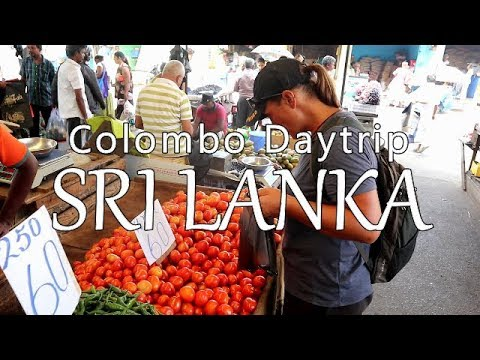 Our Colombo Daytrip (Leave to Roam Sri Lanka Ep 24)