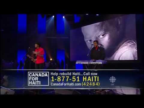 Waving flag- K'naan   Canada for Haiti