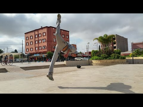 Youssoufia in motion Parkour freerunning