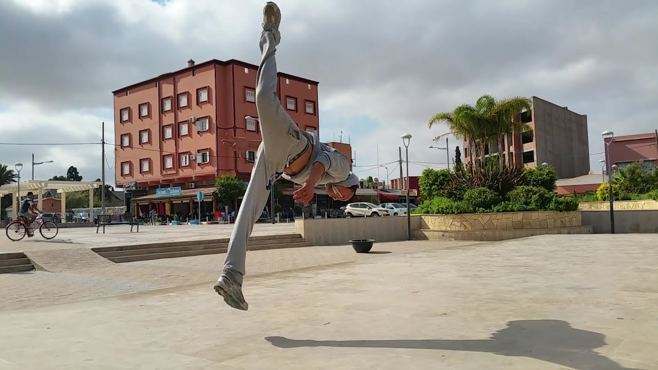 Youssoufia In Motion Parkour Freerunning Youtube