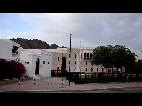 Cruise MSC Splendida 2018 (UAE+Oman)_Oman_Old Muscat_Government buildings