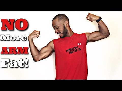 How To LOSE ARM FAT FAST! Strengthen Your Guns!
