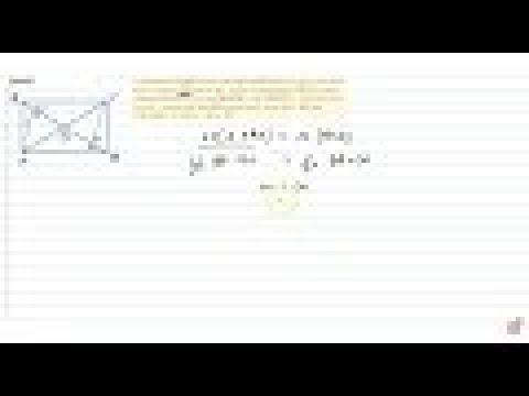 A quadrilateral a b c d is such that diagonal b d divides its a quadrilateral a b c d is such that diagonal b d divides its area in two equal parts prov ccuart Gallery
