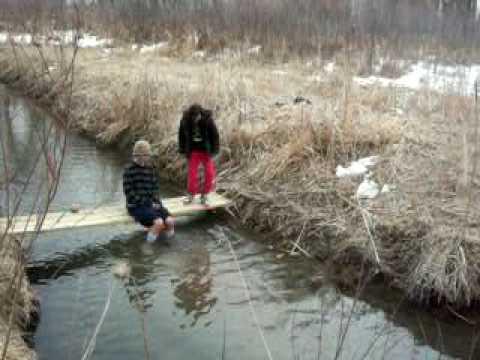 how to build a homemade bridge