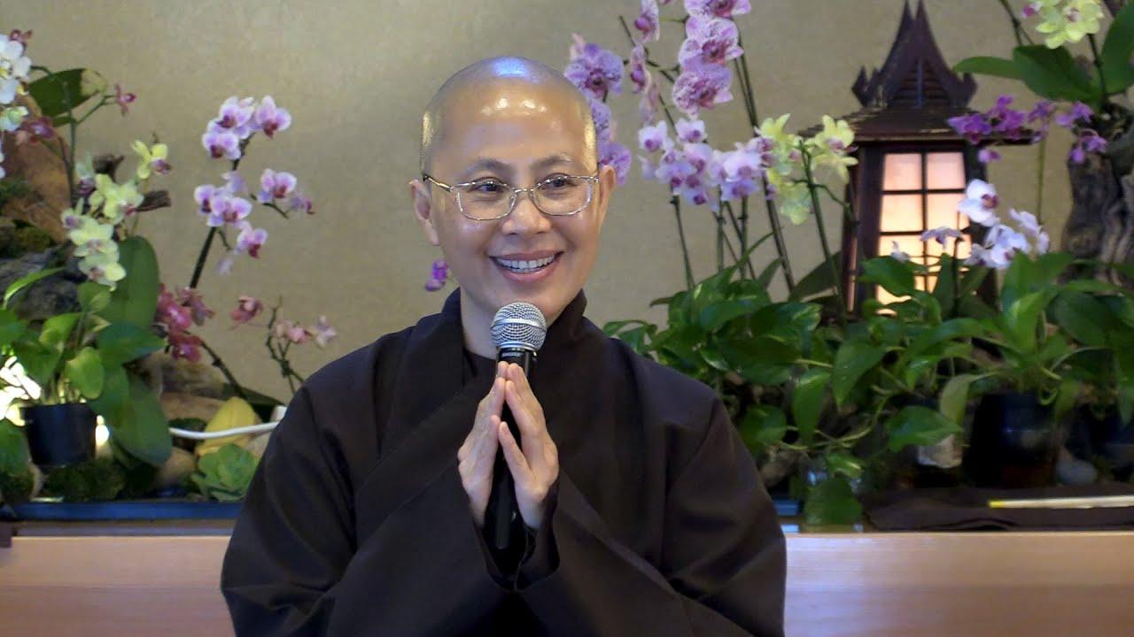 Download Non-Duality | Dharma Talk by Sr. Dang Nghiem, 2019 11 24, Deer Park Monastery