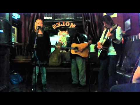 'RIP peter steele'  performed at the Cat and Wheel,bristol 2014
