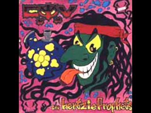 Italia Punk anni 90; C.O.V. (Torino) - The Hertzie prophets