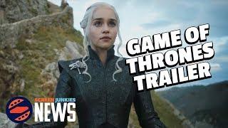 Game of Thrones Comic Con Teaser Reaction! - SDCC 2017