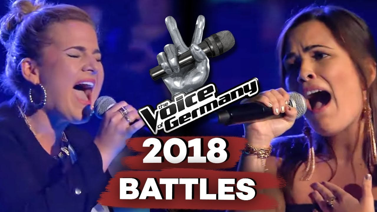 Ariana Grande - One Last Time (Shireen Nikolic x Nora Brandenburger) | The Voice of Germany | Battle