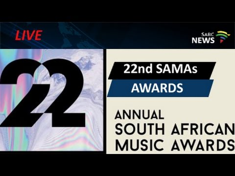 22nd South African Music Awards, Durban: 04 June 2016