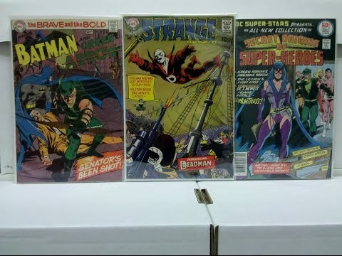 COMIC HAUL 20 (THINK OF IT AS A PART 2 TO HAUL 19)