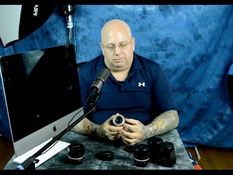 ULTIMATE Fisheye Lens Information Video. ALL Nikkor Fisheyes Made And Explained