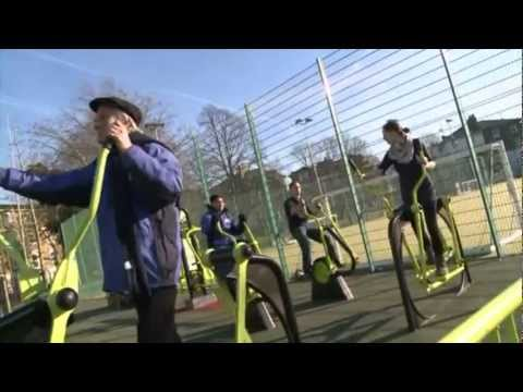 Go London - TGO Outdoor Gyms