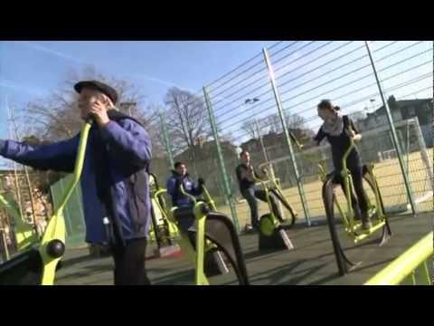 Go London - TGO Outdoor Gyms