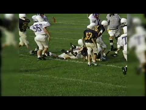 Deerfield Middle School vs. Whiteford Middle School Football