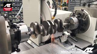 CGA270 Crankshaft grinding machine