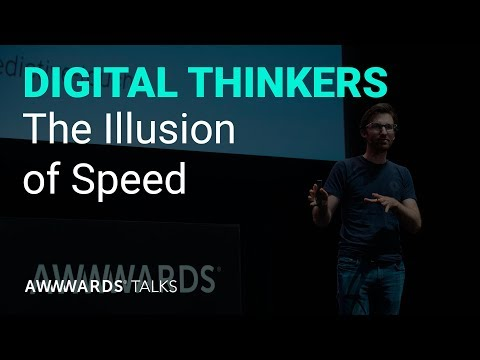 Paul Bakaus from Google: The Illusion of speed - improving the perceived speed of websites