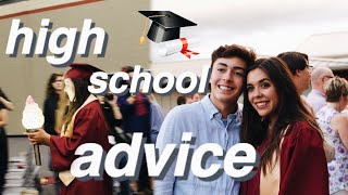 REAL High School Advice! Balancing Busy Schedules, Drama, + MORE