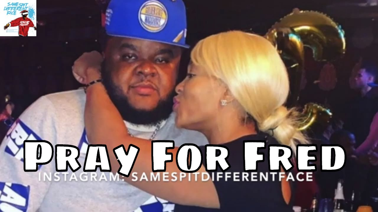 FRED THE GODSON Might Die From CORONAVIRUS Says Wife | Hip Hop