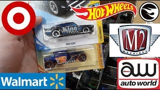 6x Super Treasure Hunt 4x M2 Chase 1x UltraRed in-store compilation July 2018