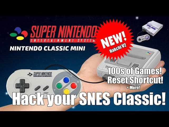 Ya Se Pueden Instalar Roms En La Snes Classic Mini Para Anadir Juegos