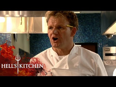 Gordon Ramsay FORCED To Close Service | Hell's Kitchen