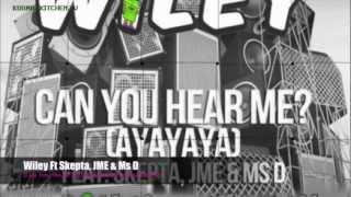 Wiley Ft Skepta & JME - Can You Hear Me (Ayayaya) (Kosmic Kitchen Unofficial Remix)