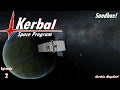 KSP - Ep. 2 - Kerbin MapSat!