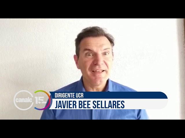 Canal C 15 años: Javier Bee Sellares, dirigente UCR