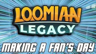 ER WAR SO FREAKING HAPPY | Loomian Legacy Reaktion | Roblox
