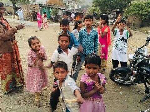 Индия. Деревня в