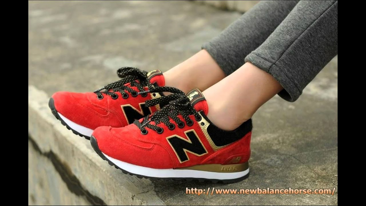 New Balance 574 Year Of The Horse 2014 - YouTube 60b60ec5260d