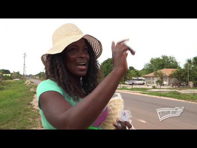 Suriname Leeft | Venters zijn ondernemers