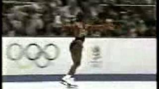 Surya Bonaly Quad toe loop 1992