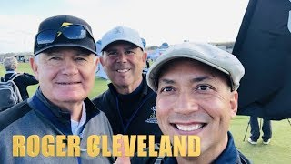 PGA DEMO DAY w ROGER CLEVELAND