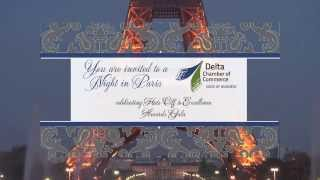 Delta Chamber of Commerce Hats Off Invitation Video