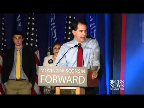 Walker makes history, win Wisconsin recall election