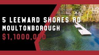 5 Leeward Shores