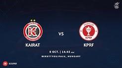 Kairat - KPRF. Full match